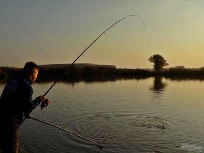 Újdonságok erejével a Millér Horgásztavon