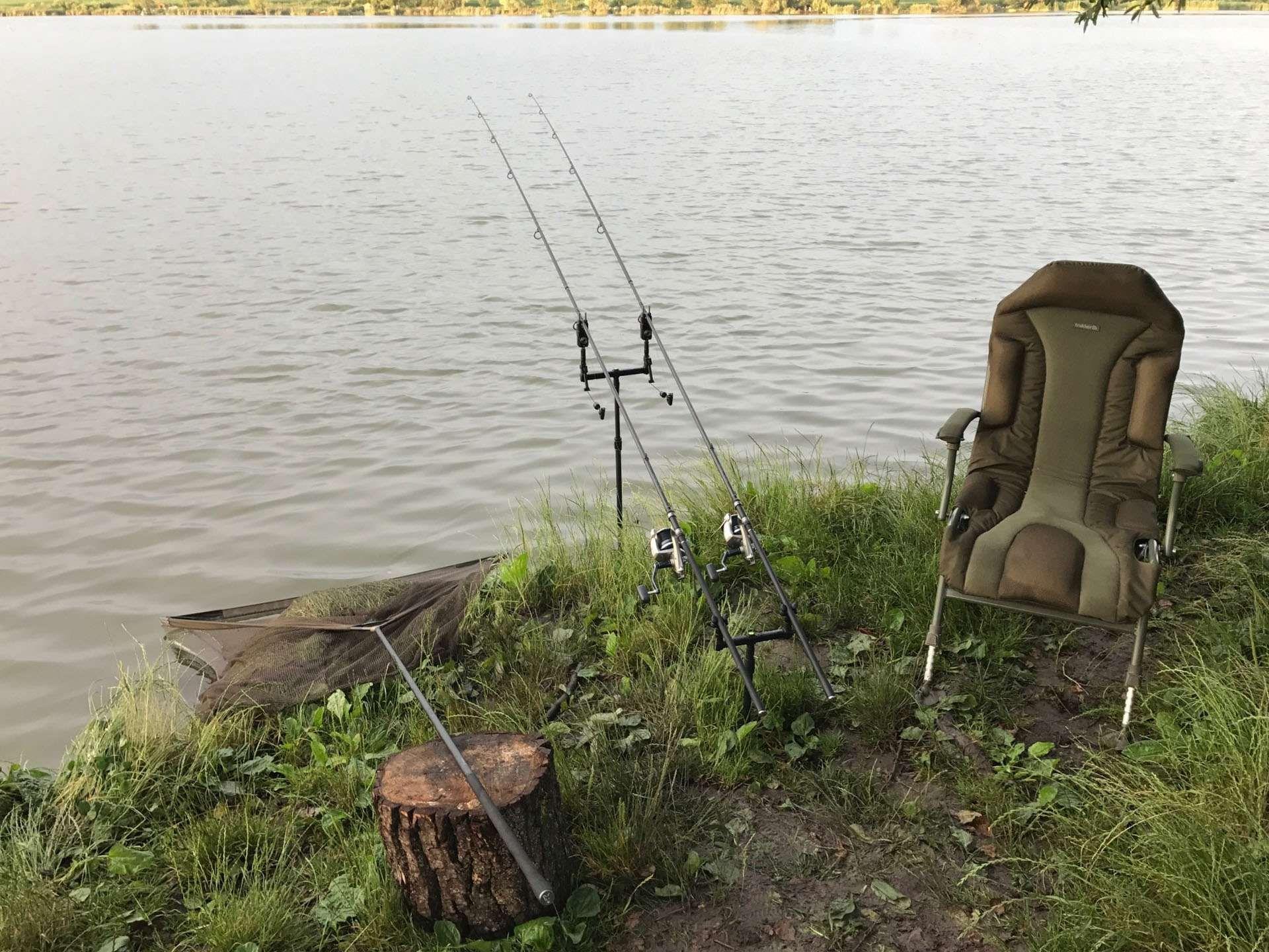 Nyugalomban horgászhelyem