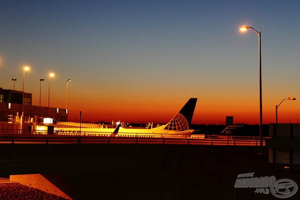 Az úti cél ezúttal Texas fővárosa, Austin volt, ahová késő este érkeztünk