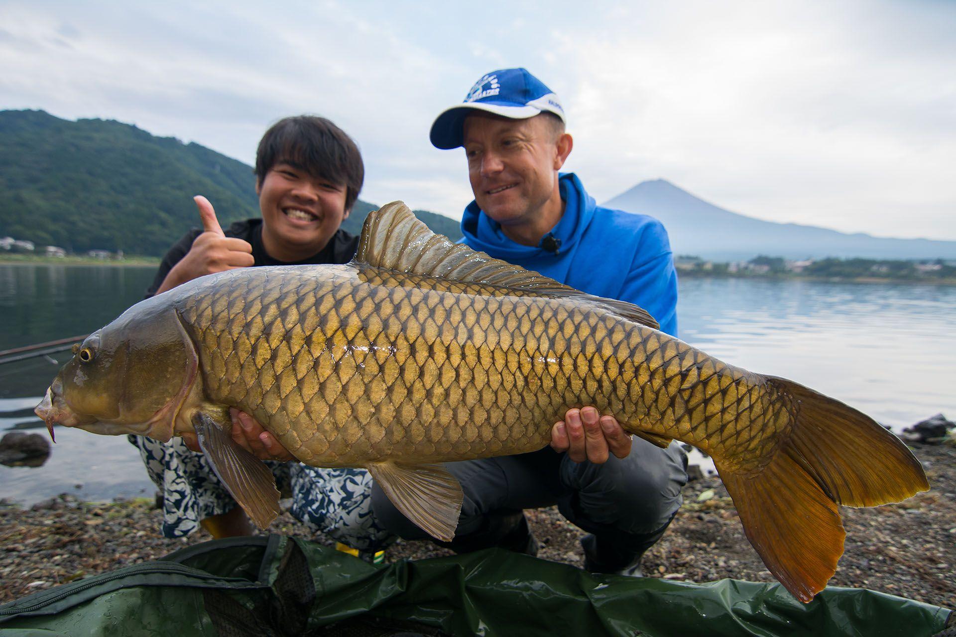 Ezekért a pillanatokért érdemes élni és horgászni!