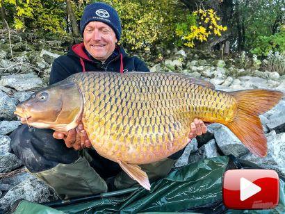 Vadvízi kalandok 37. rész – Dunai nagyponty-horgászatom