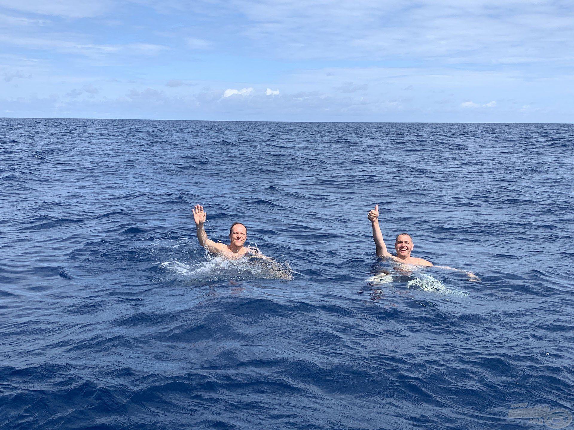 A cápatámadás után már senki sem akart lubickolni a nyílt óceánban…