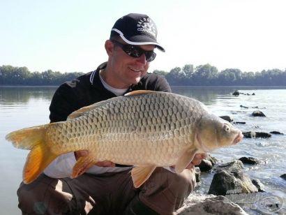 Vadvízi kalandok 7. rész - Ködös pontyhorgászat a Dunán