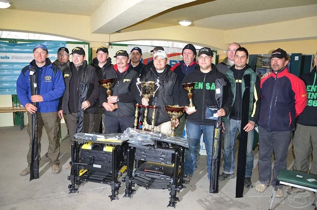 Az első ranglista verseny 2013-ban a Tubertini kupa volt, amelyen az 5. lett