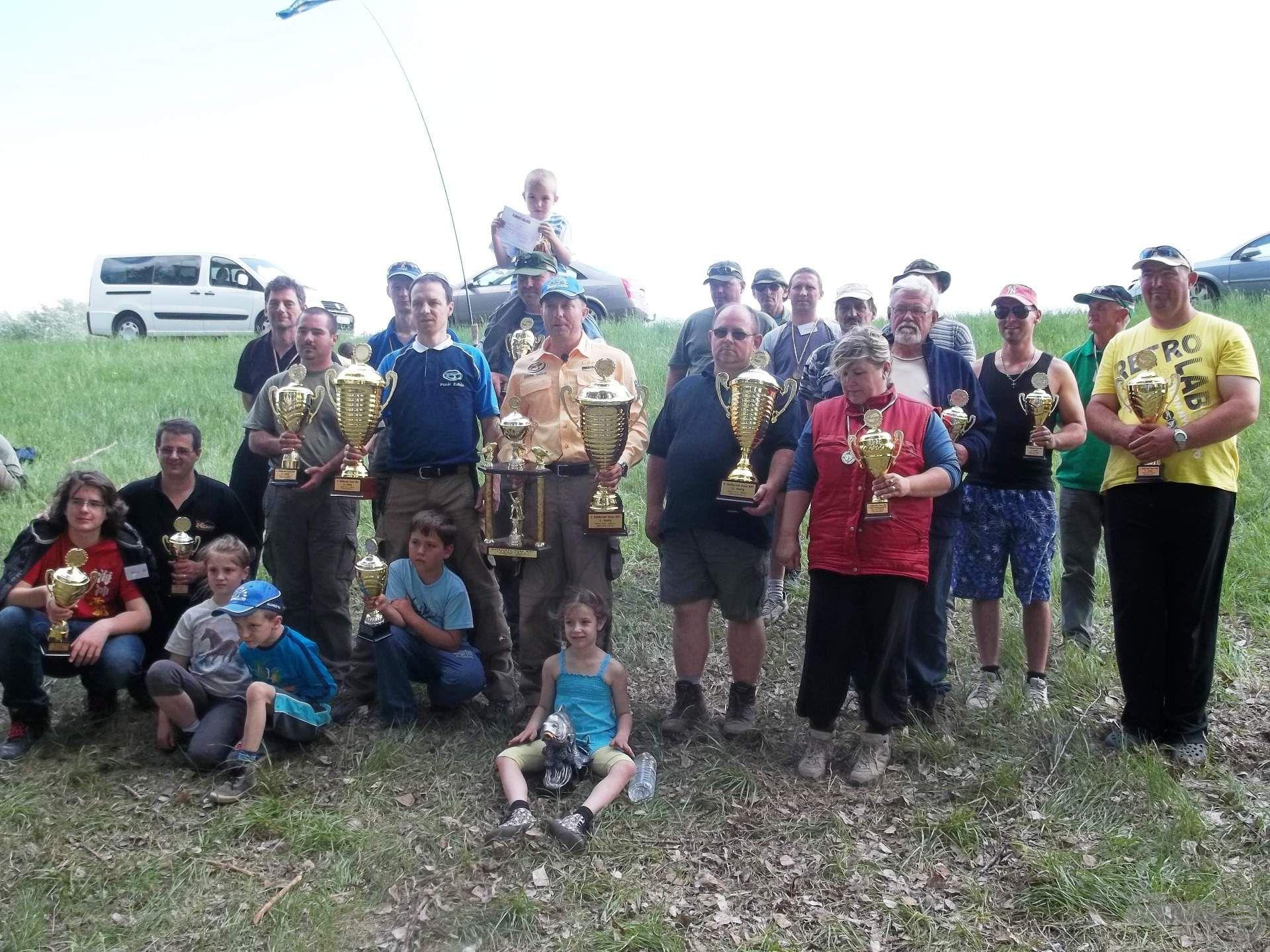 A 2012-es győztesek
