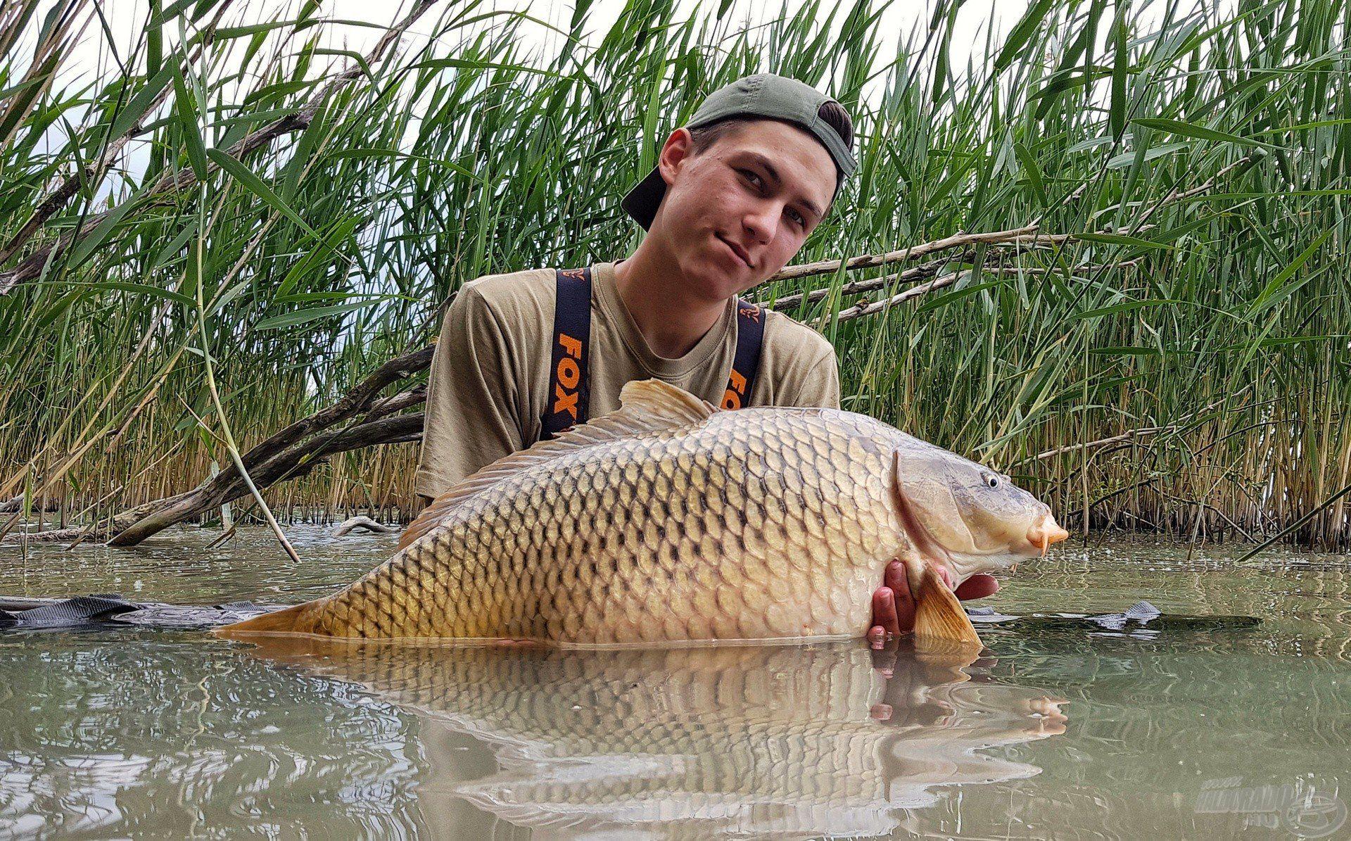 Túránk első és egyben legnagyobb hala…