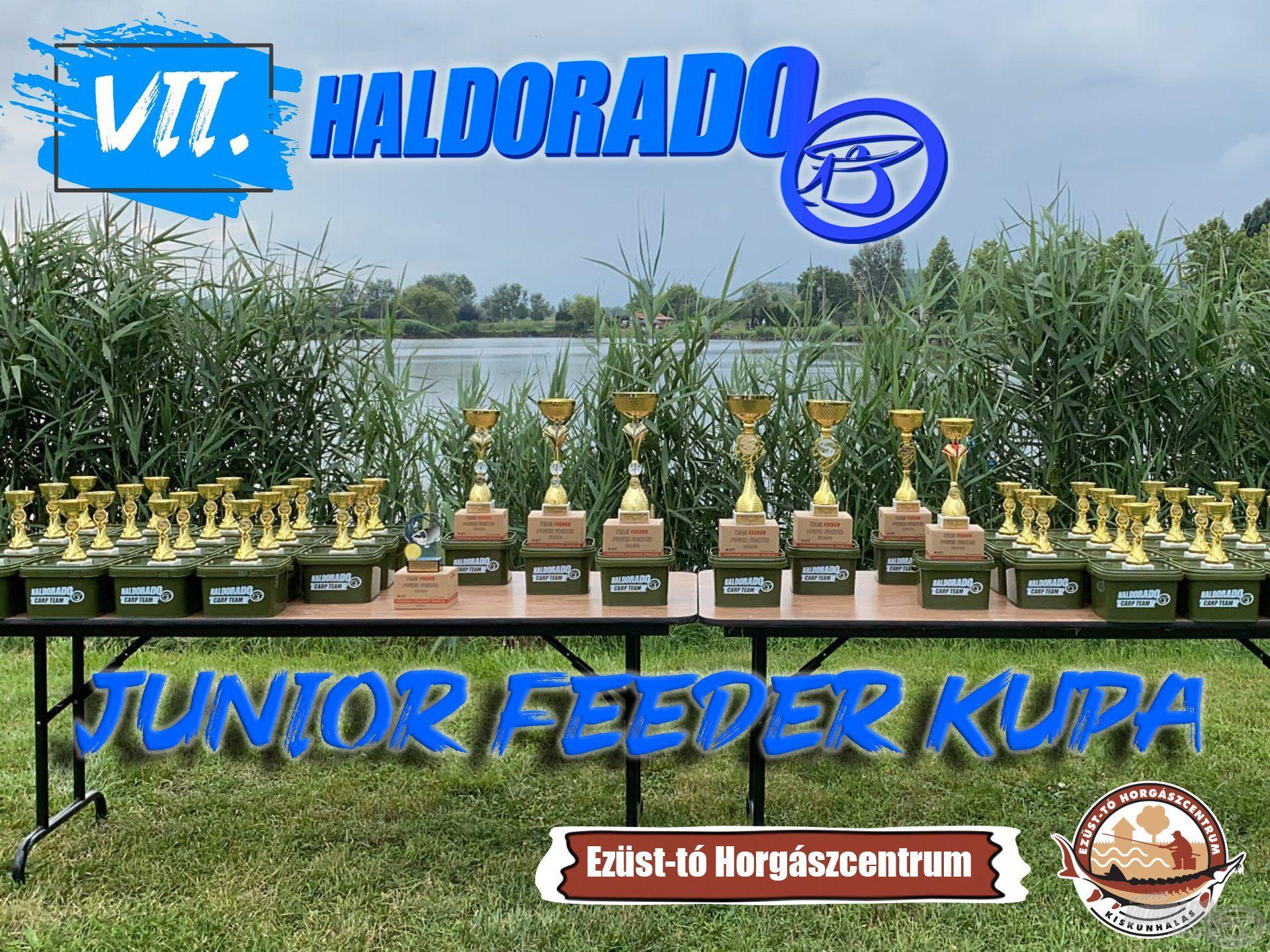 VII. Haldorádó Junior Feeder Kupa – versenykiírás