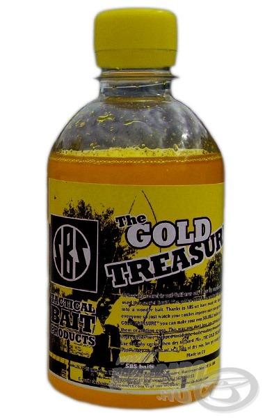 Ez az aranyszínű, áttetsző folyadék, mint egy folyékony arany, úgy tündököl az átlátszó flakonban
