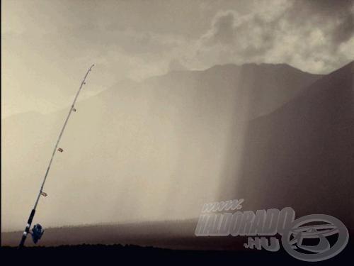 Veszélyes a horgászbot a viharban
