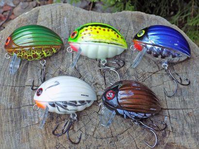 Wobblercsodák: a Salmo Bass Bug