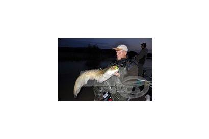Zavarosban horgásztunk