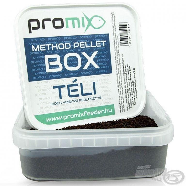 Aqua Garant Method Pellet Box - téli 400 g