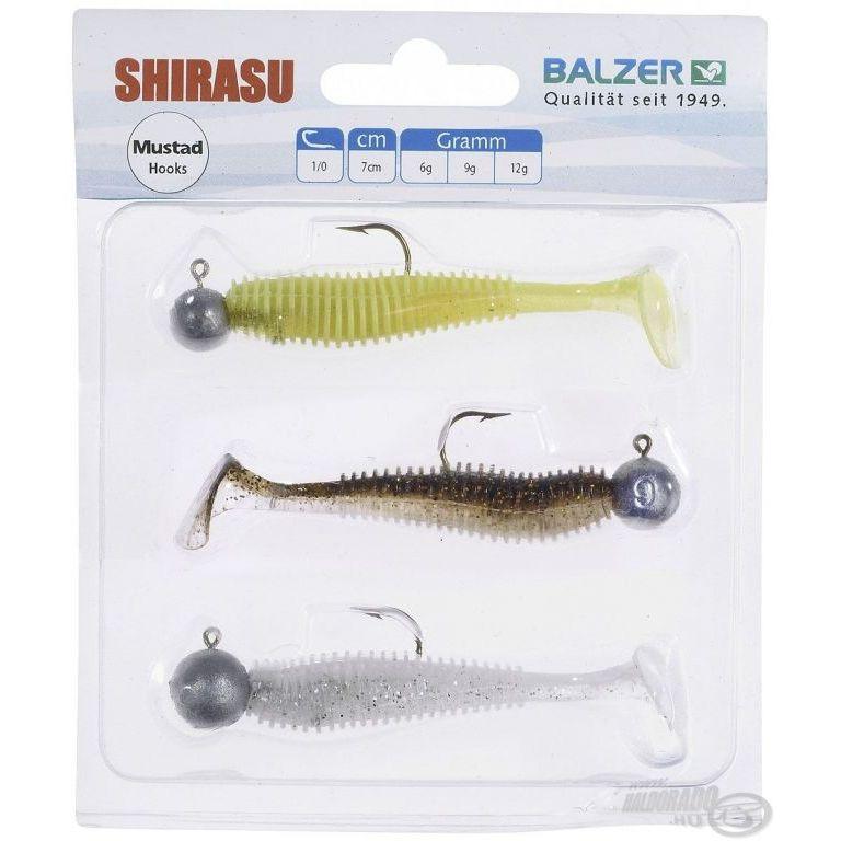 BALZER Shirasu Set Akiri 7 cm