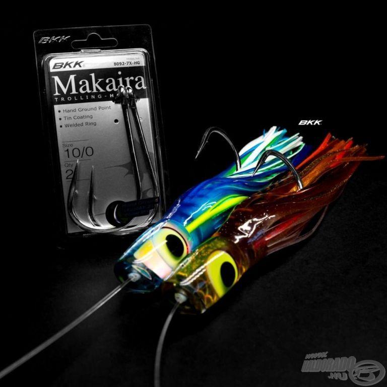 BKK Makaira Trolling HD 12/0
