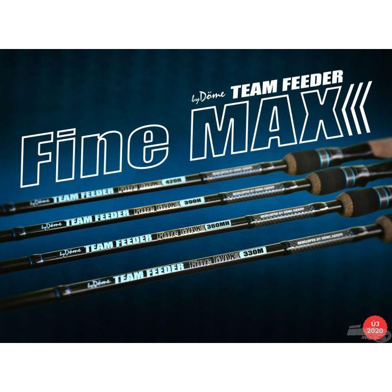 By Döme TEAM FEEDER Fine Max 360MH