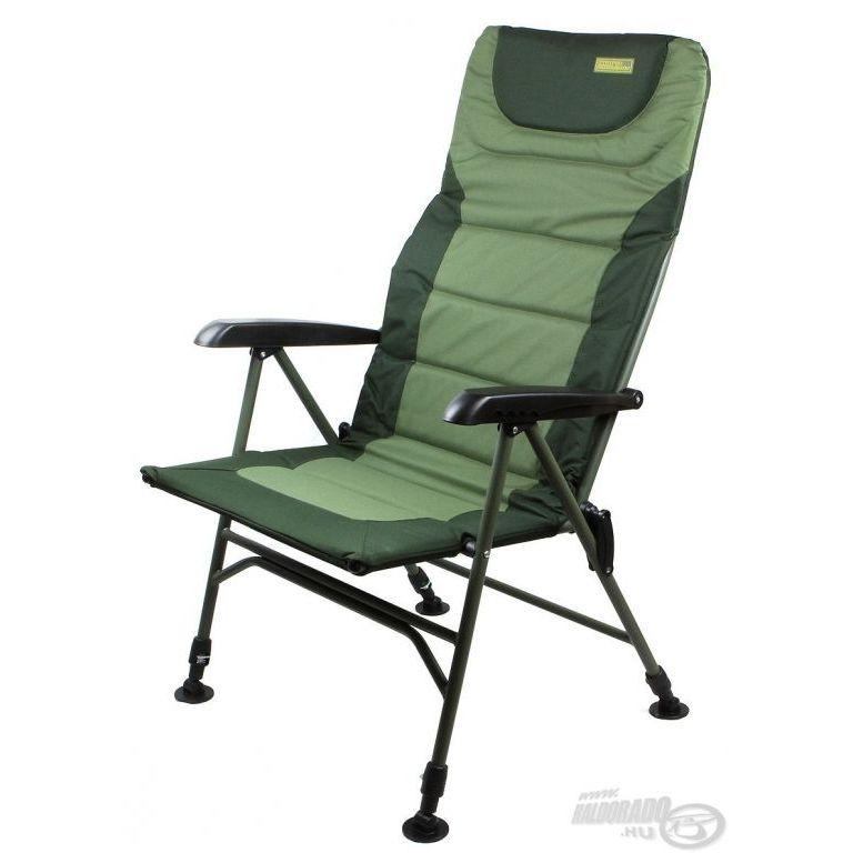 CARP ACADEMY Deluxe fotel