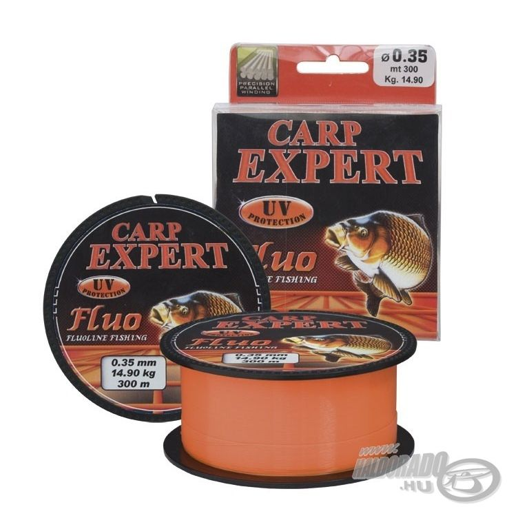 Carp Expert Boilie Special UV Protection Fluo Orange 30/300