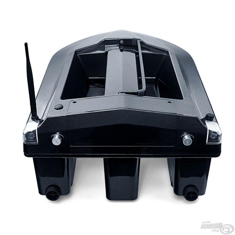 Carp Expert Speedy Etetőhajó 1003D beépített GPS+halradarral (magyar nyelvű)