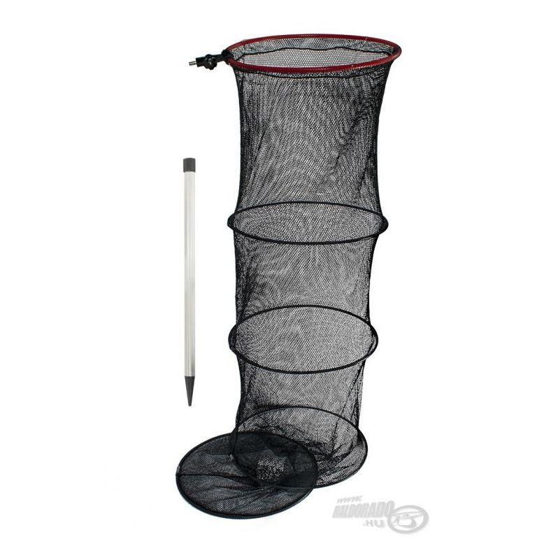 Carp Expert Versenyhaltartó leszúróval 1,5 m