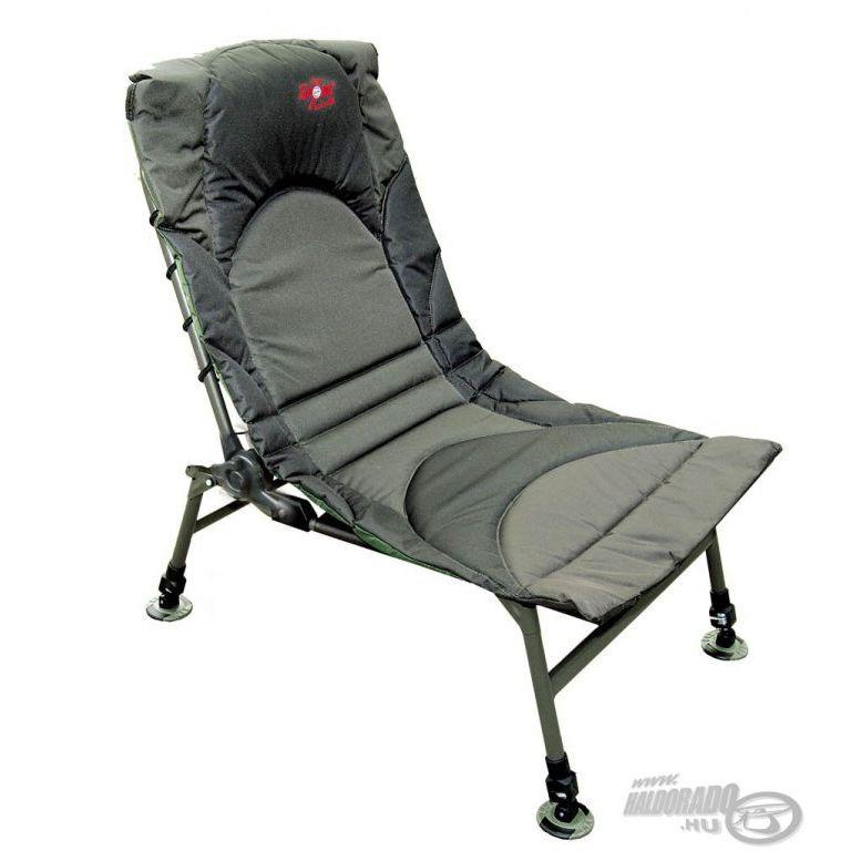 CARP ZOOM Komfortos Bojlis fotel