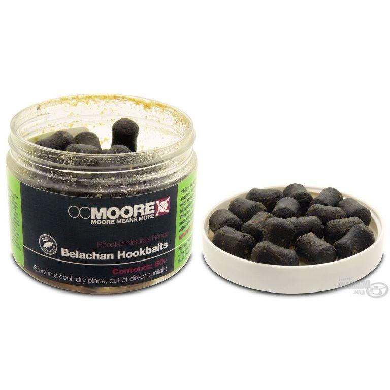 CCMoore Belachan Hookbaits - Belachanos dippelt balanszírozott horogcsali 14x10 mm
