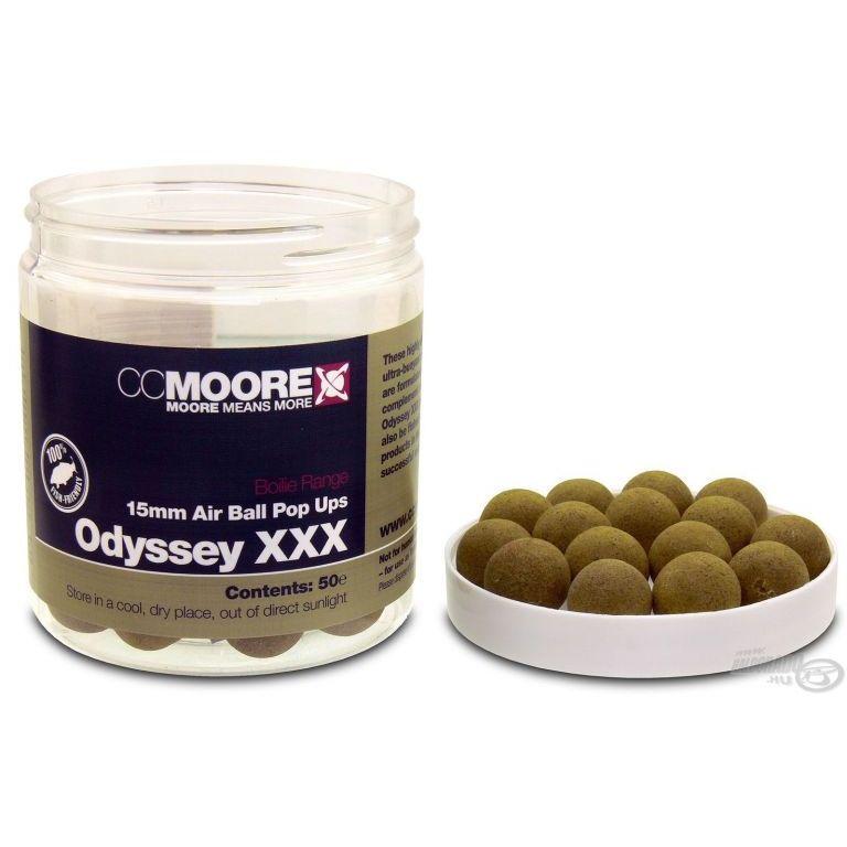 CCMoore Odyssey XXX Air Ball Pop Ups 15 mm