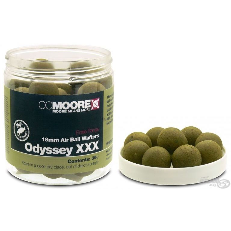 CCMoore Odyssey XXX Air Ball Wafters 18 mm