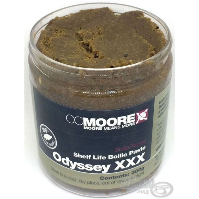CCMoore Odyssey XXX Shelf Life Paste 300 g
