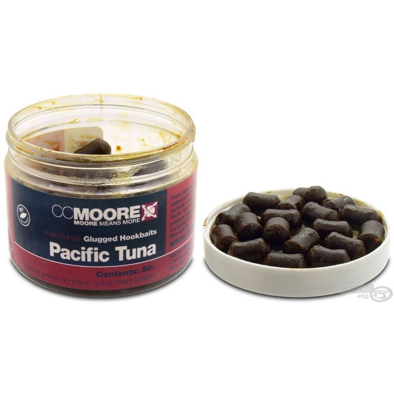 CCMoore Pacific Tuna Glugged Hookbaits 14x10 mm
