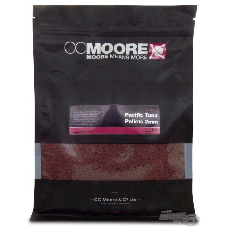 CCMoore Pacific Tuna Pellet 2 mm 1 kg