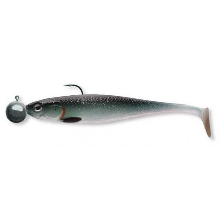 CORMORAN Action Fin Shad 10 cm - Purple 1 db