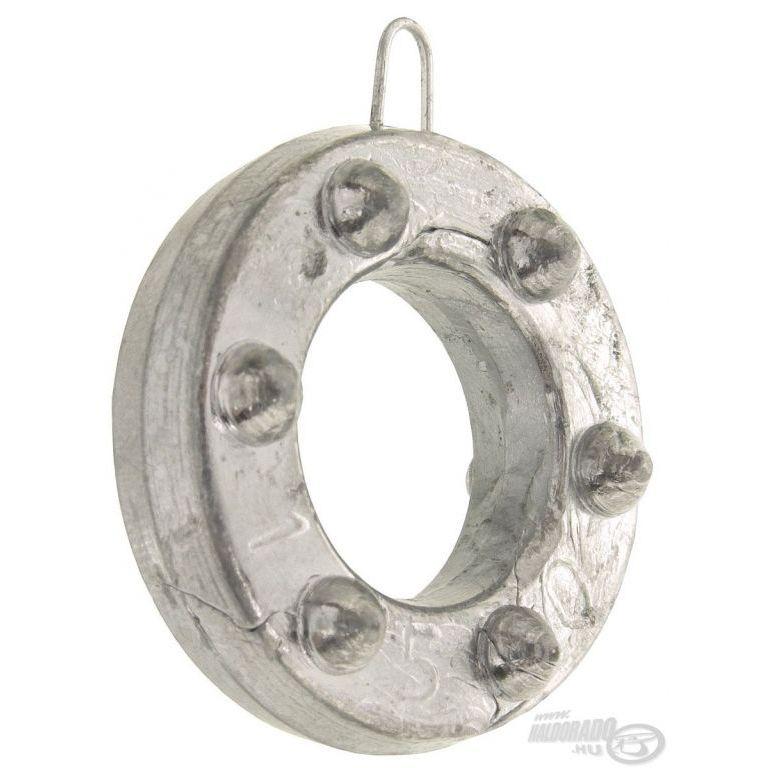 DEÁKY Gyűrű ólom 120 g