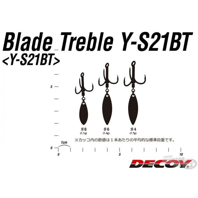 DECOY Blade Treble Y-S21BT 4