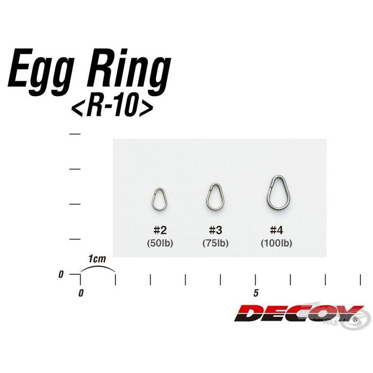 DECOY R-10 Egg Ring 2