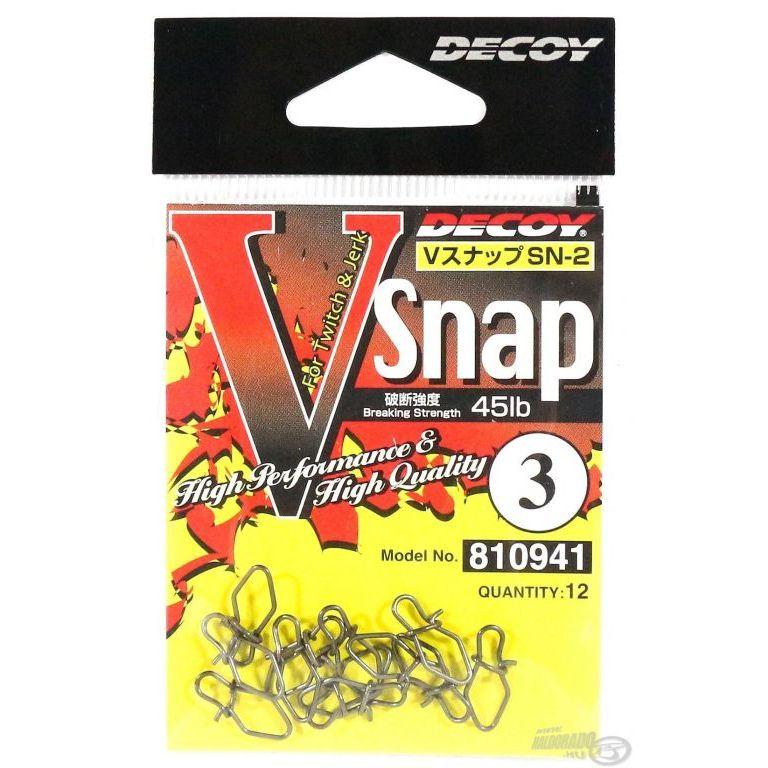 DECOY SN-2 V Snap 3