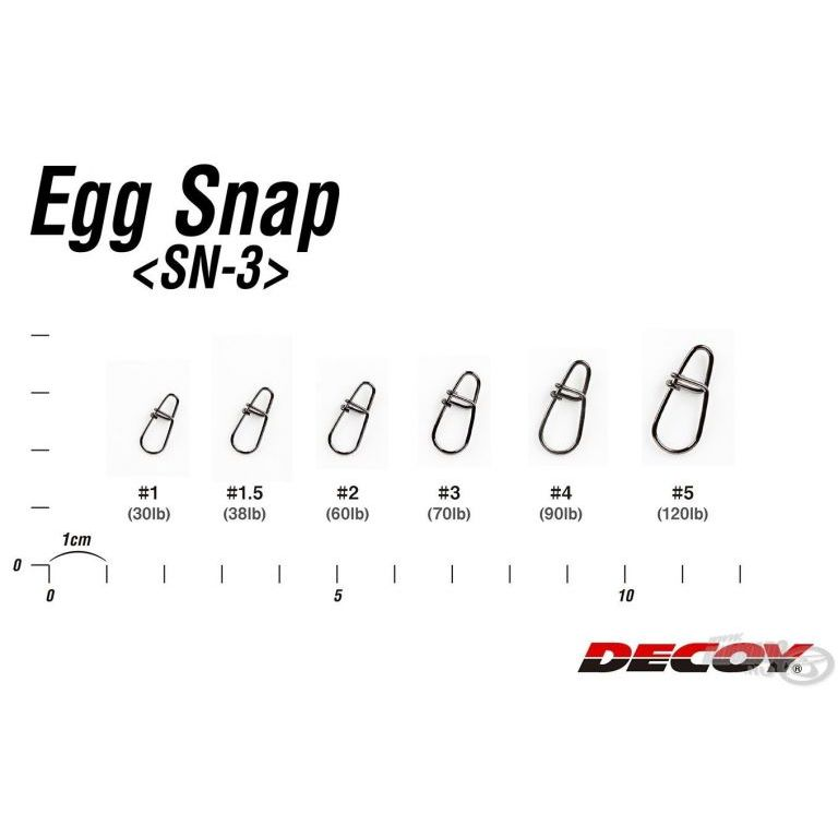 DECOY SN-3 Egg Snap 2
