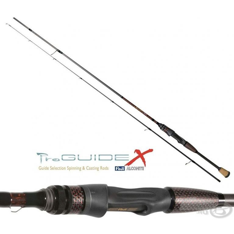 DRAGON ProGuide X-Series Spinn X-Fast 198ML 3-18 g