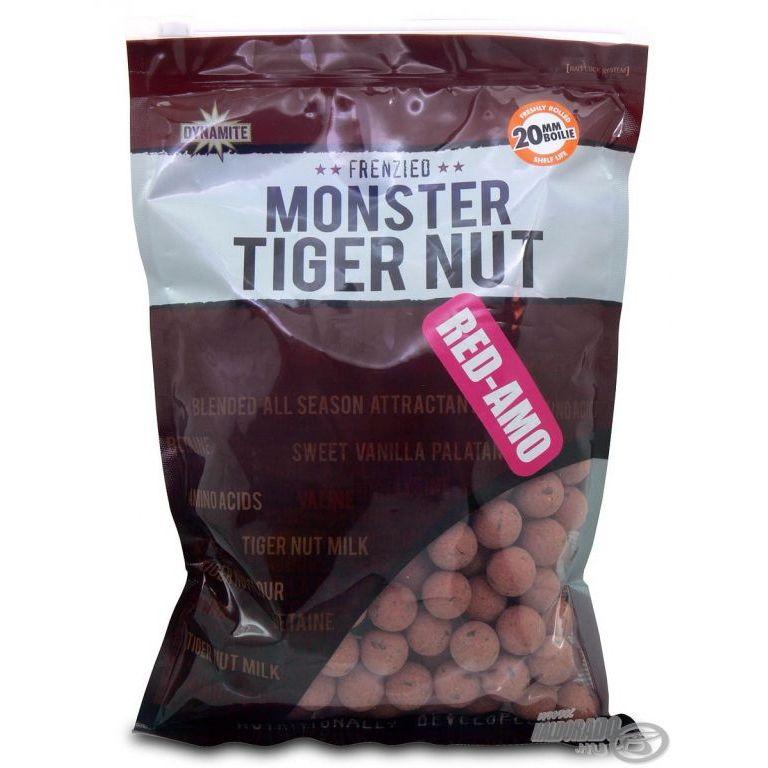 Dynamite Baits Monster Tigernut Red-Amo bojli 20 mm