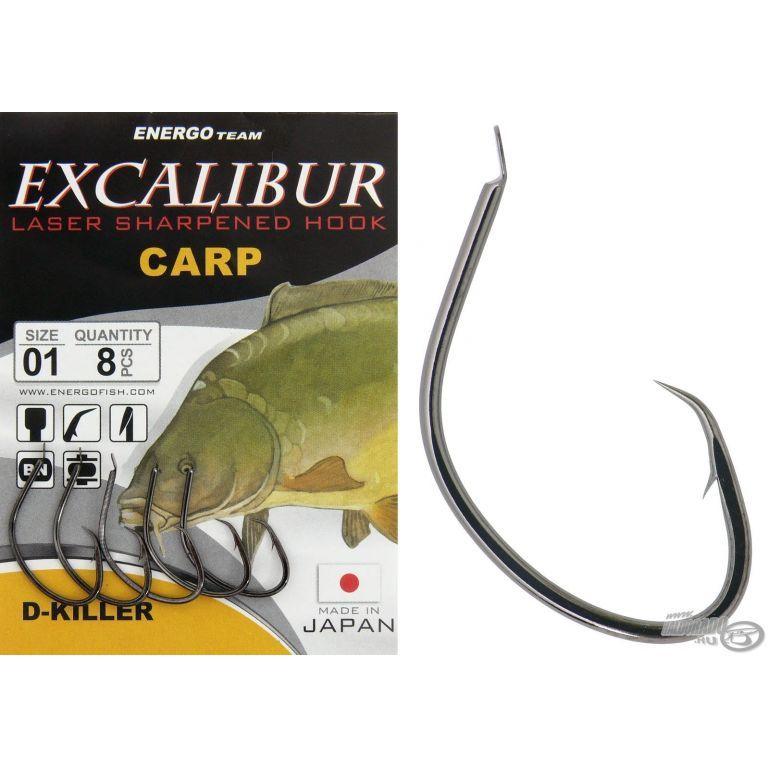 ENERGOTEAM Excalibur Carp D-Killer - 1/0
