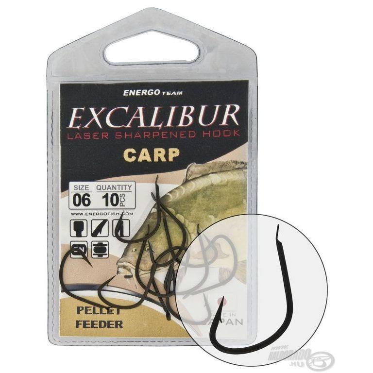 ENERGOTEAM Excalibur Pellet Feeder - 12