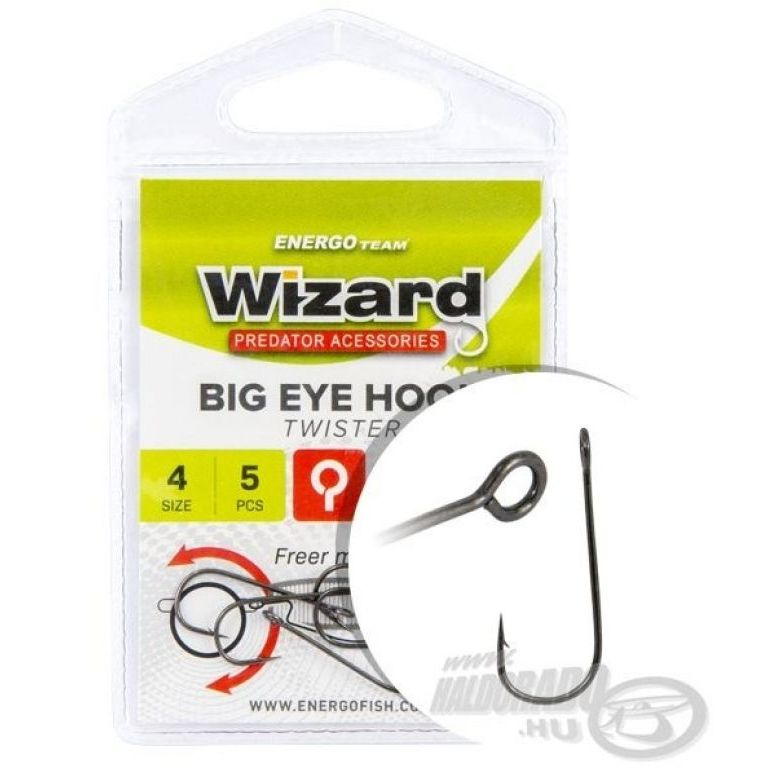 ENERGOTEAM Wizard Big Eye Twister - 8