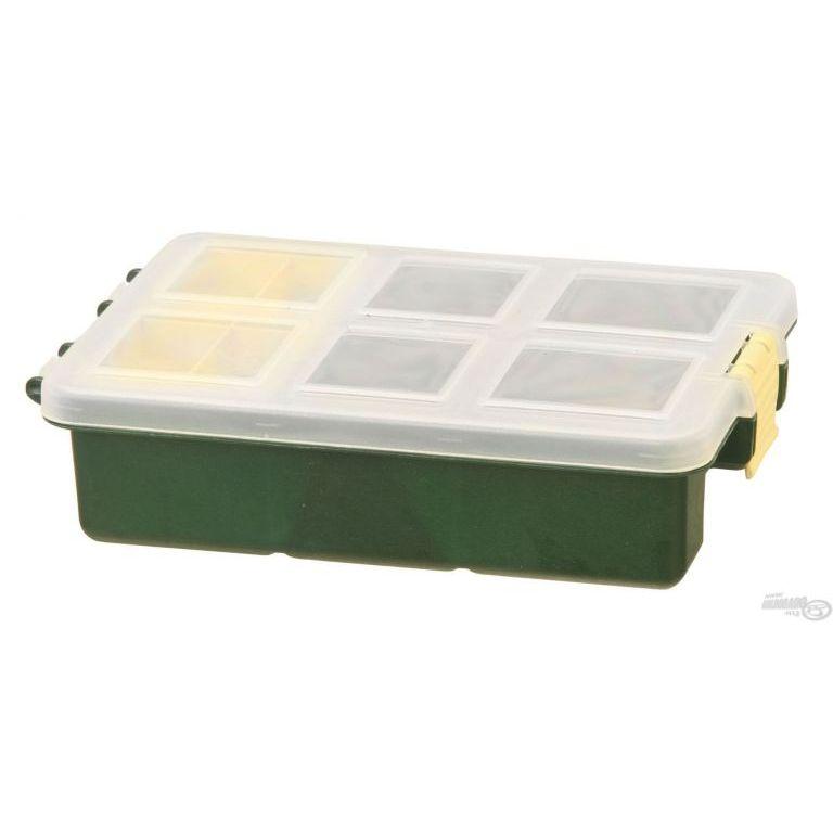 FISHING BOX Oblong doboz