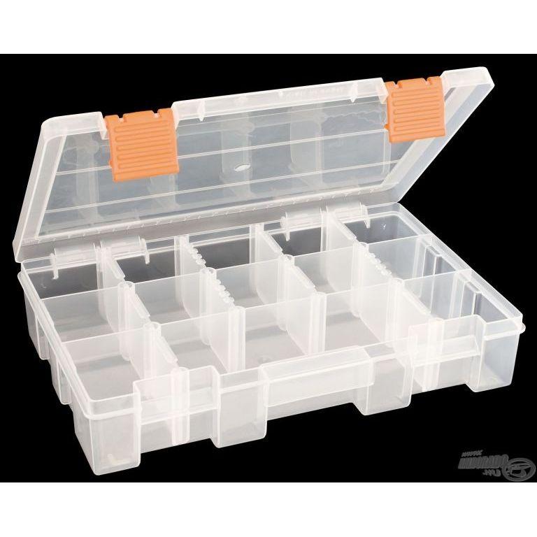 FISHING BOX Organizer Tip 307 műcsali doboz