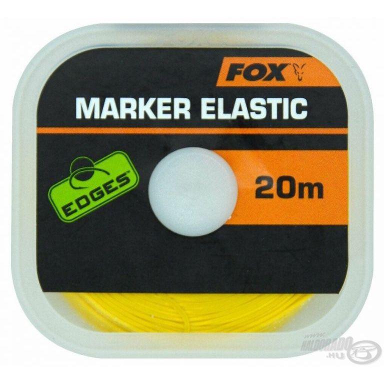 FOX Marker Elastic Edges 20 m pink