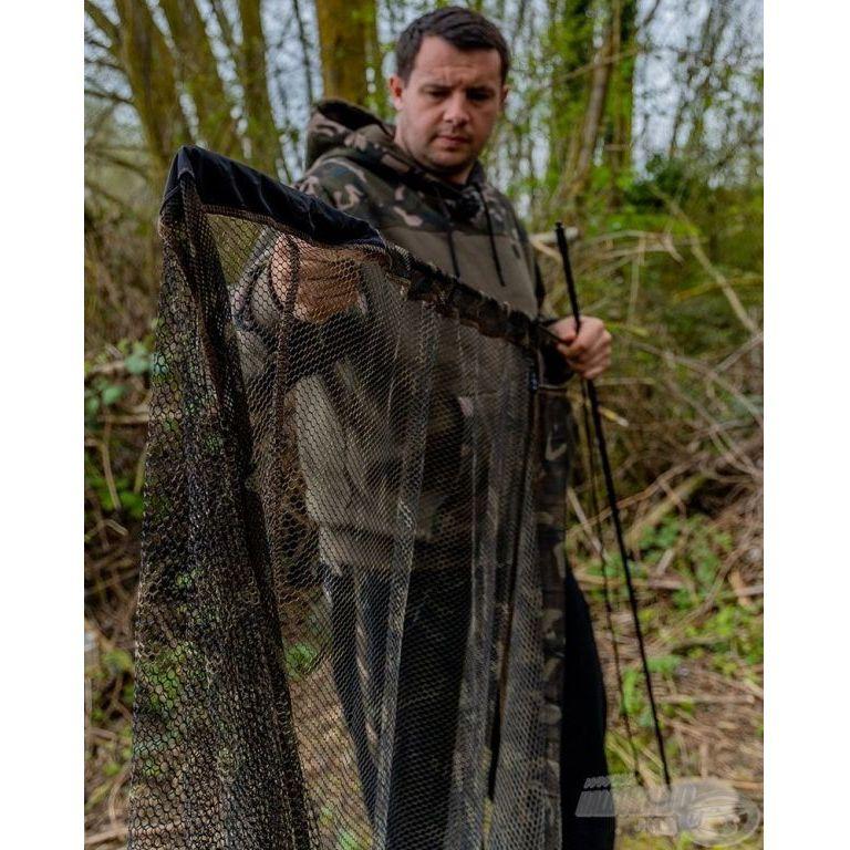 FOX Merítőhöz pótháló Camo 117 cm