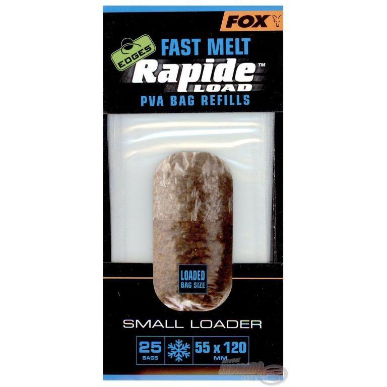 FOX Rapide PVA tasak gyors oldódású 55x120 mm