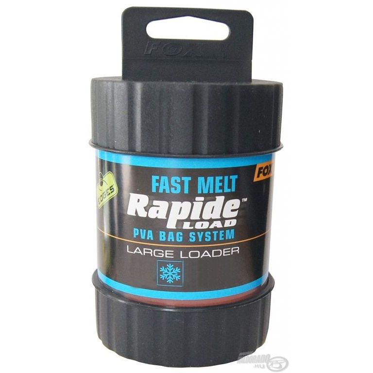 FOX Rapide PVA töltő készlet gyors oldódású 85x140 mm