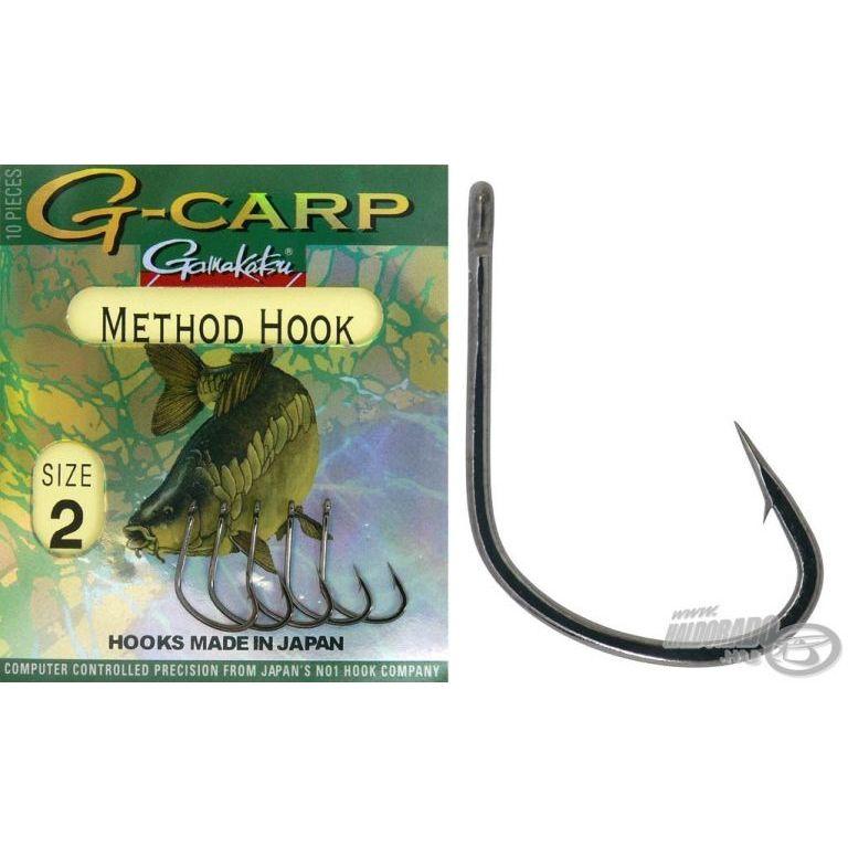 GAMAKATSU G-carp method - 8