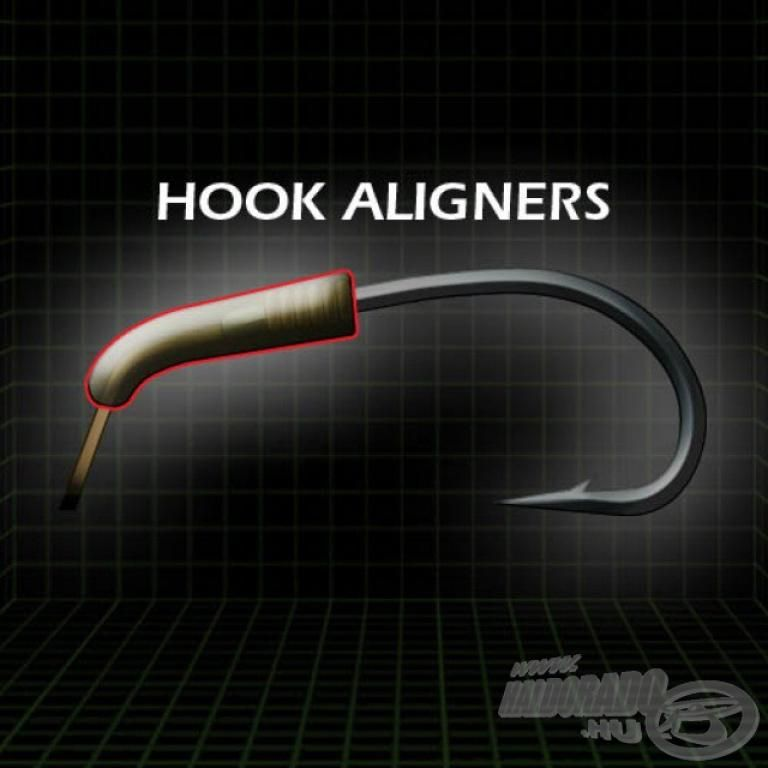 GARDNER Covert Hook Aligner Large Green