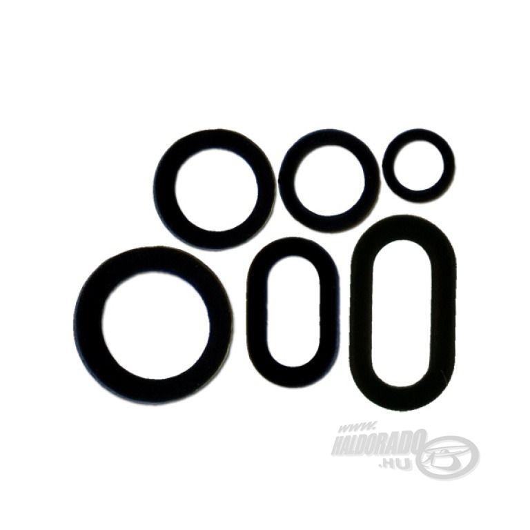 GARDNER Covert Rig Rings Extra Small